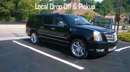 Drop off & Pick Up Service in Pittsburgh