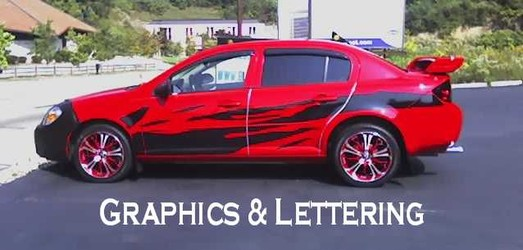 Graphics & Lettering to Vehicles in Pittsburgh