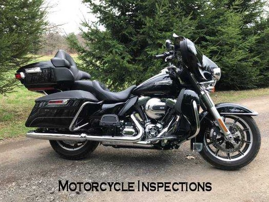 Motorcycle Inspections in Pittsburgh